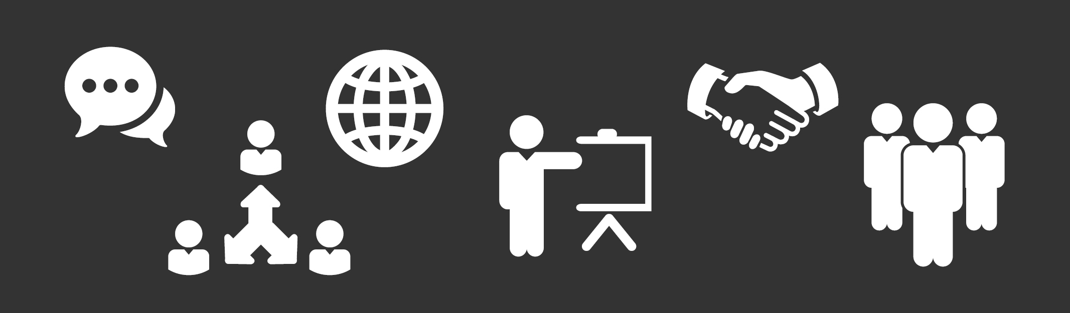 Products & Services icons